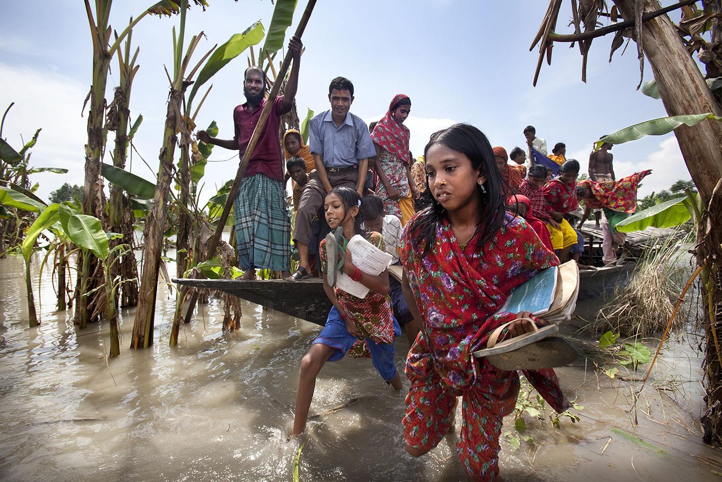 Bangladesh, Sam's Kledingactie
