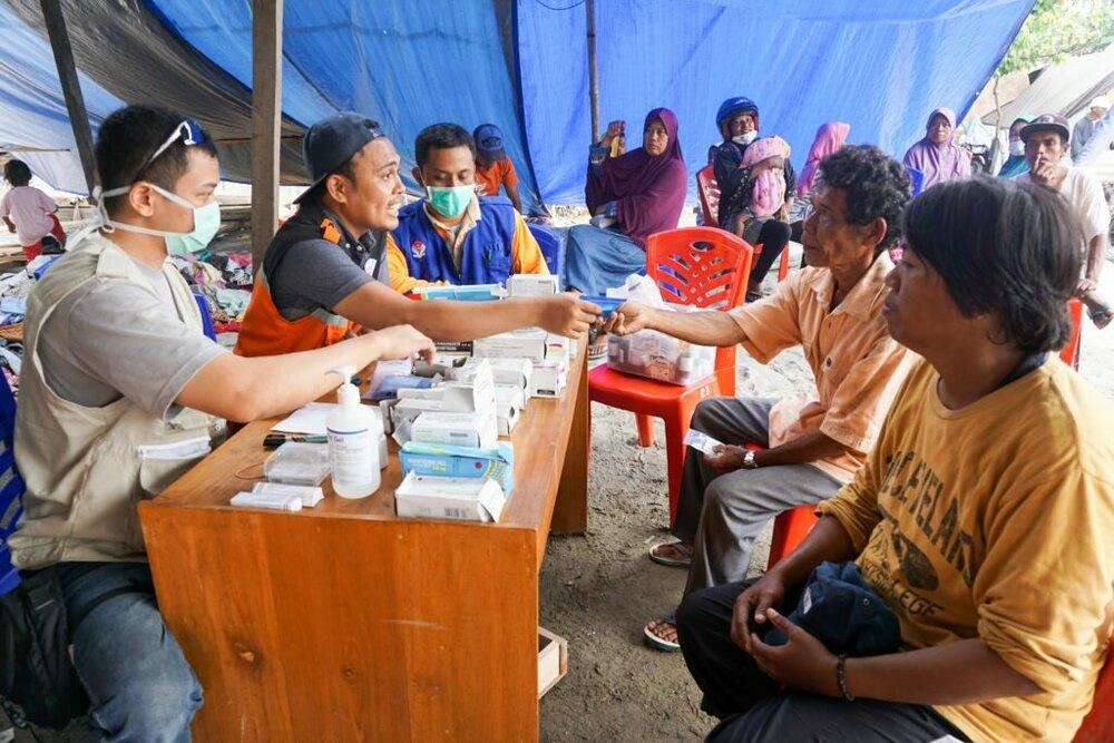 Voorjaarsactie voor noodhulp aan Sulawesi