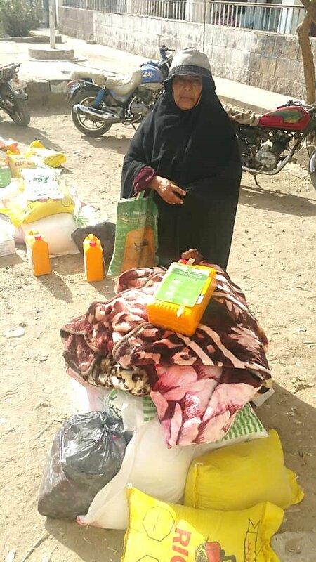Najaarsactie bestemd voor humainaire hulp Jemen