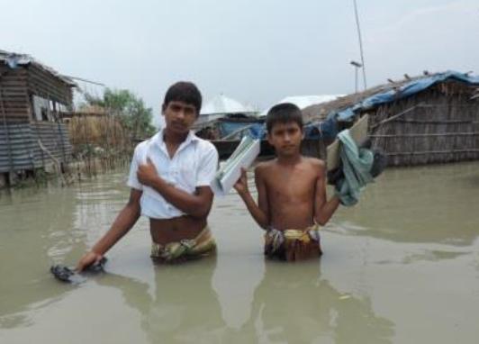 Sam's KLedingactie, Bangladesh, Cordaid mensen in Nood